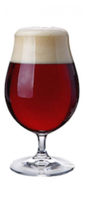 Hurly Burly Port Barrel Aged Barleywine by Out of Bounds Brewing Company in California, United States