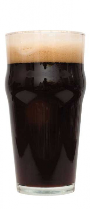 Dark Side Maple Porter by Outer Planet Craft Brewing in Washington, United States