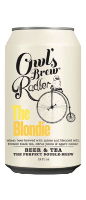 Owl's Brew Radler The Blondie by Owl's Brew in New York, United States