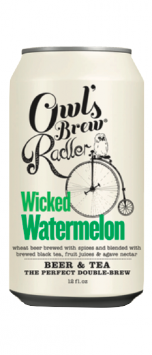 Owl's Brew Radler Wicked Watermelon
