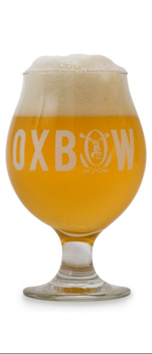 Alpha Minor by Oxbow Brewing Company in Maine, United States