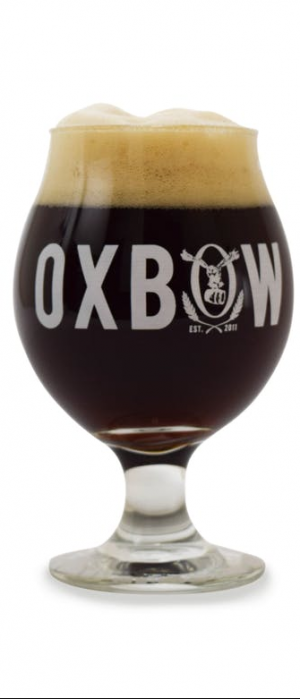 Blacklight by Oxbow Brewing Company in Maine, United States