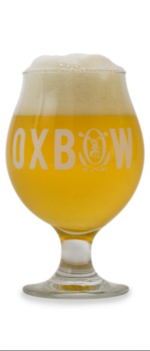 Surfcasting by Oxbow Brewing Company in Maine, United States
