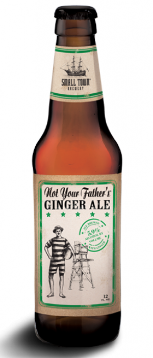 Not Your Father's Ginger Ale by Pabst Brewing Company in Texas, United States