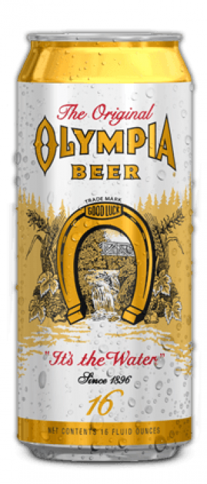Olympia Beer by Pabst Brewing Company in Texas, United States