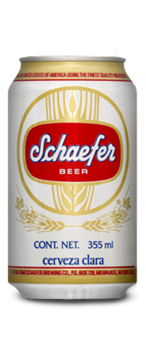 Schaefer by Pabst Brewing Company in Texas, United States