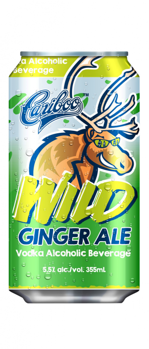 Cariboo Wild Ginger Ale