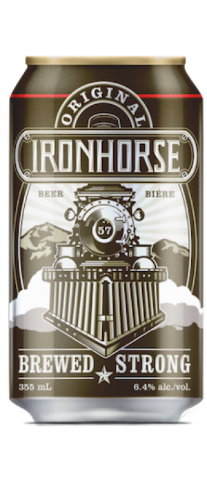 Ironhorse Strong Malt