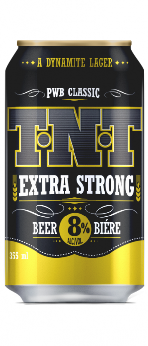 TNT 8% Extra Strong