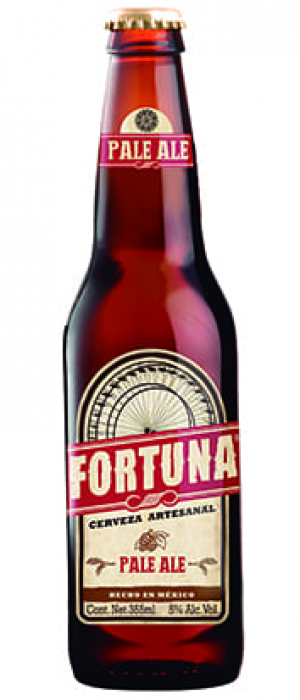 Pale Ale by Ceveza Fortuna in Jalisco, Mexico