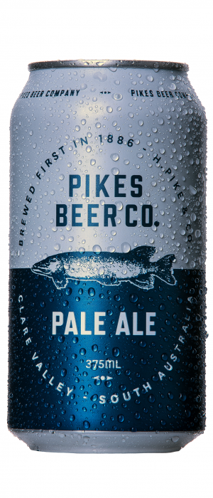 Pale Ale by Pikes Beer Company in South Australia, Australia