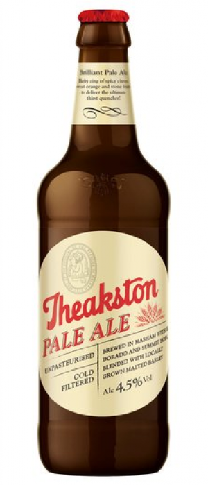 Pale Ale by Theakston in North Yorkshire - England, United Kingdom