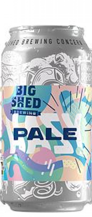 Pale by Big Shed Brewing Co. in South Australia, Australia