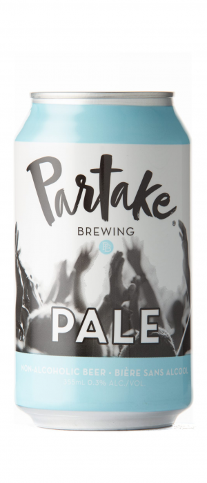 Pale by Partake Brewing in Ontario, Canada