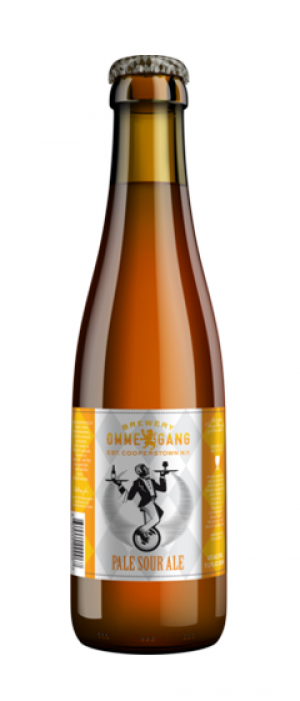 Pale Sour by Brewery Ommegang in New York, United States