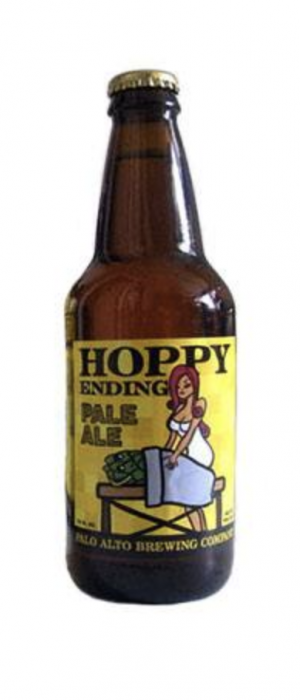Hoppy Ending by Palo Alto Brewing Company in California, United States