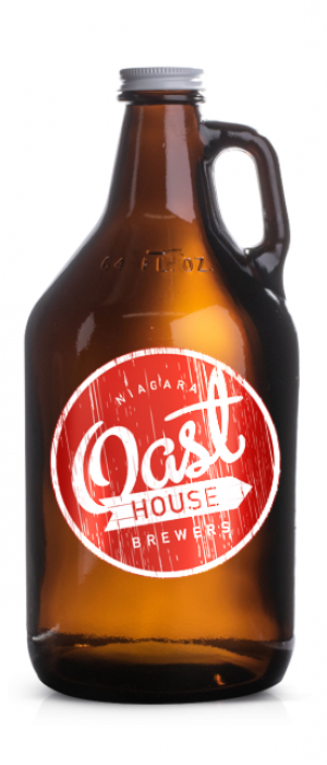 Pap's Pilsner by Niagara Oast House Brewers in Ontario, Canada
