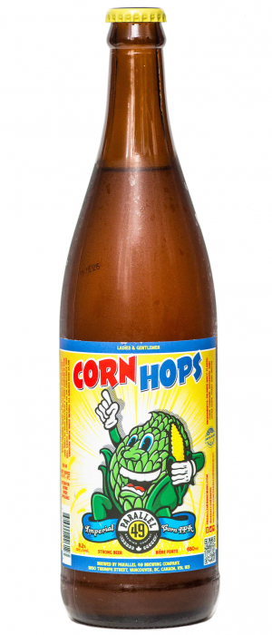 Corn Hops by Parallel 49 Brewing in British Columbia, Canada