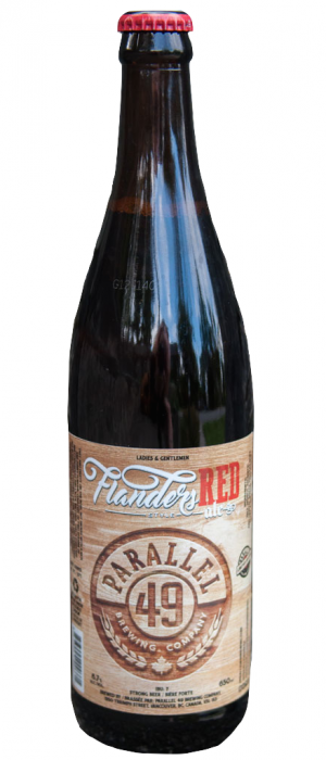 Flanders Style Red Ale by Parallel 49 Brewing in British Columbia, Canada