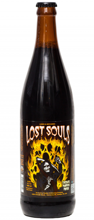 Lost Souls by Parallel 49 Brewing in British Columbia, Canada