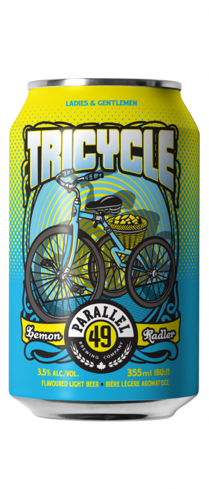 Meyer Lemon Tricycle