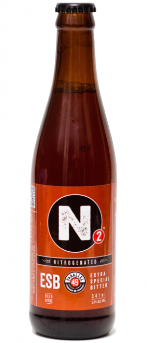 N2 ESB by Parallel 49 Brewing in British Columbia, Canada
