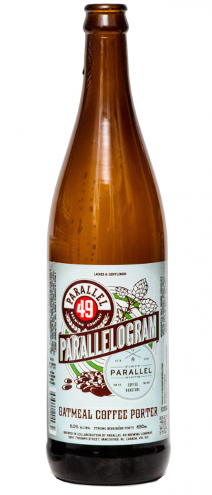 Parallelogram by Parallel 49 Brewing in British Columbia, Canada