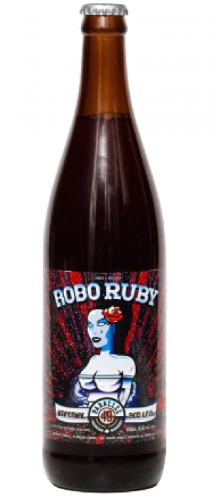 Robo Ruby by Parallel 49 Brewing in British Columbia, Canada