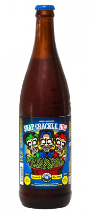 Snap Crackle Hop by Parallel 49 Brewing in British Columbia, Canada