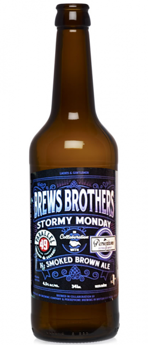 Stormy Monday by Parallel 49 Brewing in British Columbia, Canada