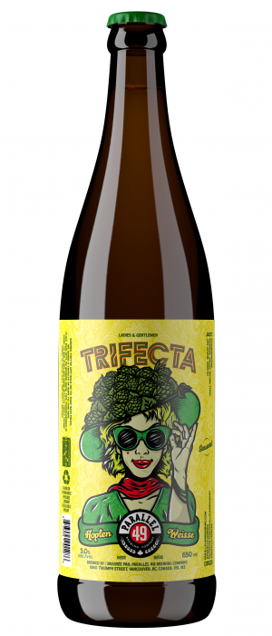 Trifecta by Parallel 49 Brewing in British Columbia, Canada