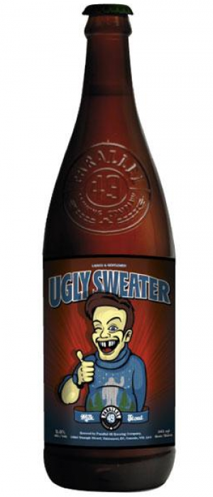 Ugly Sweater by Parallel 49 Brewing in British Columbia, Canada