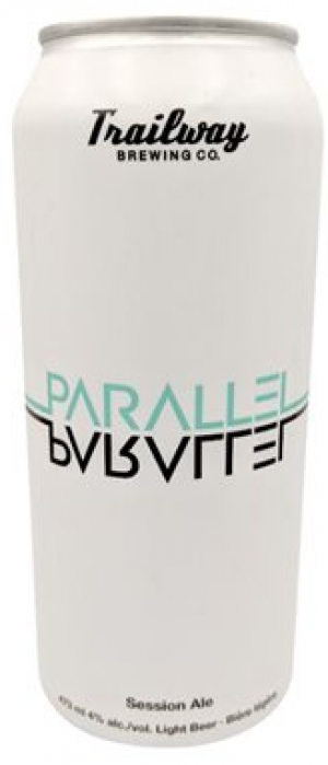 Parallel by Trailway Brewing Co. in New Brunswick, Canada