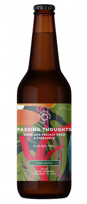 Passing Thoughts by Collective Arts Brewing in Ontario, Canada