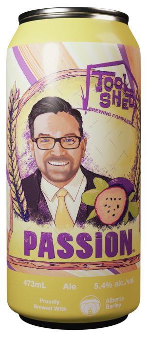 Passion by Tool Shed Brewing Company in Alberta, Canada