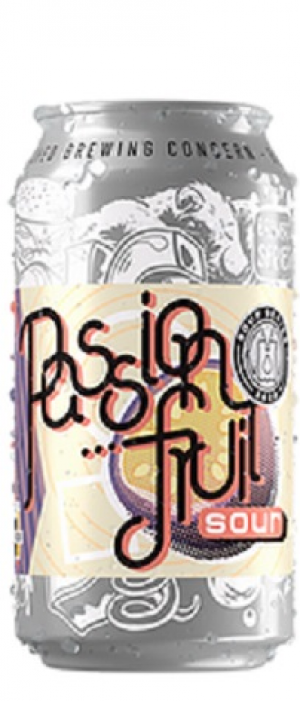 Passionfruit Sour by Big Shed Brewing Co. in South Australia, Australia