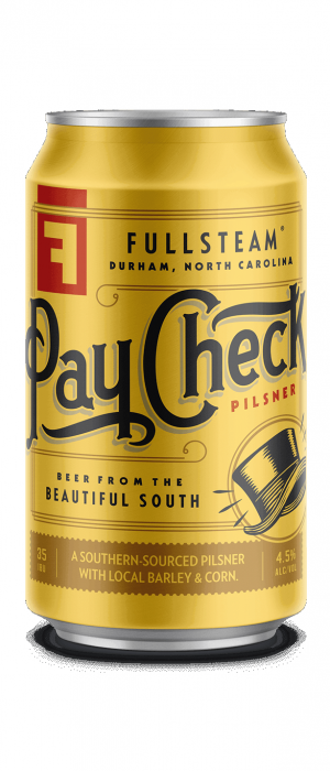 Paycheck by Fullsteam Brewery in North Carolina, United States