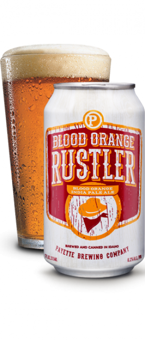 Blood Orange Rustler IPA