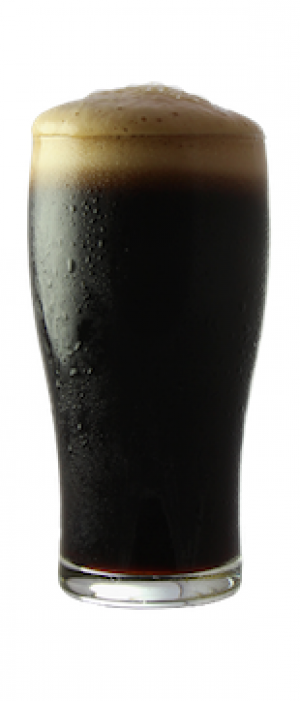PBP (Peanut Butter Porter) by Tire Shack Brewing Co. in New Brunswick, Canada