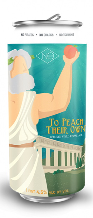 To Peach Their Own by NoCoast Beer Co. in Iowa, United States
