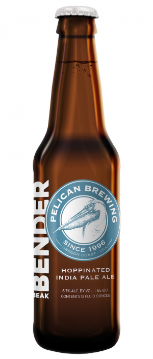 Beak Bender by Pelican Brewing Company in Oregon, United States