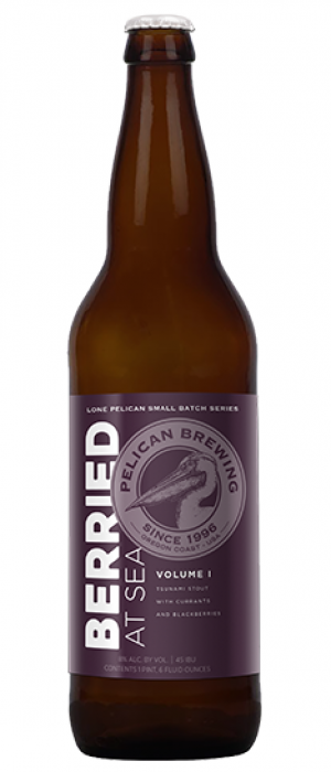 Berried At Sea by Pelican Brewing Company in Oregon, United States