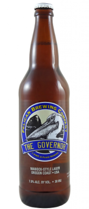 The Governor by Pelican Brewing Company in Oregon, United States