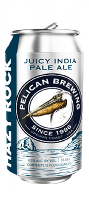 Hazy Rock by Pelican Brewing Company in Oregon, United States