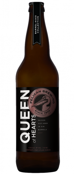 Queen of Hearts by Pelican Brewing Company in Oregon, United States