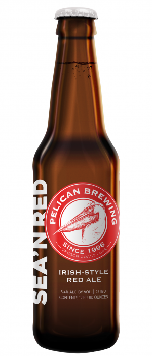 Sea'N Red by Pelican Brewing Company in Oregon, United States