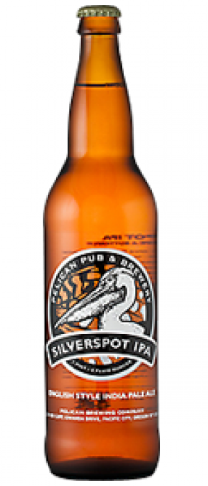 Silverspot IPA by Pelican Brewing Company in Oregon, United States