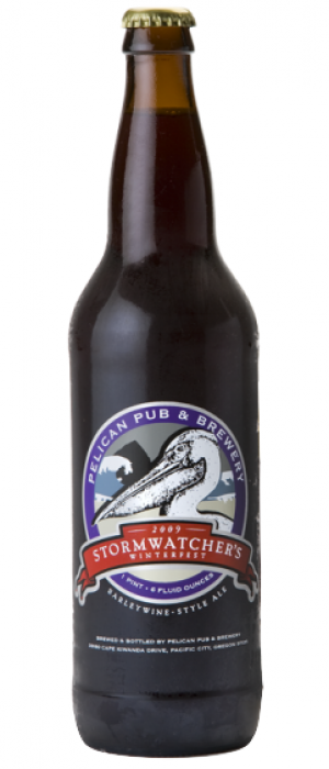 Stormwatcher's Winterfest by Pelican Brewing Company in Oregon, United States