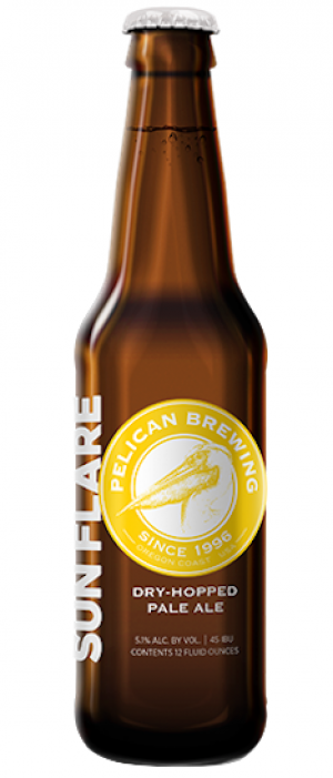 Sun Flare by Pelican Brewing Company in Oregon, United States