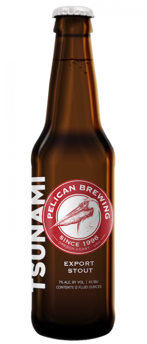 Tsunami by Pelican Brewing Company in Oregon, United States